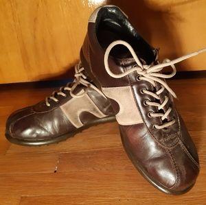 Camper Leather Walking Shoes